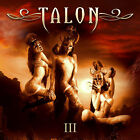 TALON - III [TALON] [CD] [1 DISC] - NEW CD