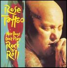 ROSE TATTOO - NICE BOYS DON'T PLAY ROCK 'N' ROLL CD ~ ANGRY ANDERSON 80's *NEW*