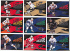 2010-11 UD VICTORY GAME BREAKERS COMPLETE 50-CARD INSERT SET Sidney Crosby+ 2011