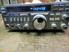 Yaesu FT-757GX HF Transceiver with power cord works well