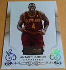 ANTAWN JAMISON '09 panini timeless treasures short print parallel #'d 10 sp