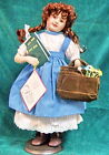 ** MARGARET ** SCHOOLGIRL DOLL w/Long Red Hair by DESIGN DEBUT COLLECTION - NIB