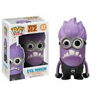 FUNKO POP MOVIES DESPICABLE ME 2 EVIL MINION VINYL FIGURE