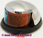 Marine Boat LED Navigation Bow Light Bi Color Red Green 2 mile Seachoice 02041