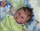 Reborn Babies Trey KIT by Michelle Fagan 20 Baby Supplies Create you Own
