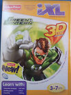 Fisher-Price iXL Learning System Green Lantern 3D Game - NEW