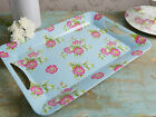 KATIE ALICE Candy Flower LARGE Luxury MELAMINE SERVING TRAY