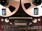 """TEAC X-1000R REEL TO REEL (10.5"""" & 7"""") TAPE DECK RECORDER IN EXCELLENT CONDITION"""