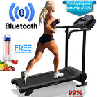 Treadmill Electric Folding Running Machine Incline XM PRO II Elite Bluetooth