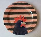 NEW Anthropologie Gallus Dessert Plate 8.5