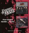First Glance/Harder..Faster - April Wine (2007, CD New)