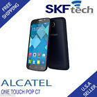 New Alcatel One Touch POP C7 Bluish Black Unlocked 3G HSPA ANDROID