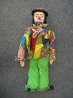 VINTAGE EMMIT KELLY HOBO CLOWN VENTRILOQUIST DUMMY DOLL