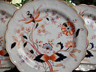 BOOTHS FRESIAN A8022-(c.1944-81)- DINNER PLATE (S)- EXCELLENT!! GILT!! MINT!!