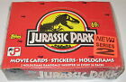1993 Topps Jurassic Park Series 2 Wax Box 36 Packs
