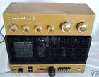 Heathkit W-5M Hi-Fi Tube Amplifier WA-P2 Preamp Amp