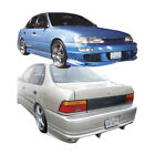 1993 1997 Duraflex For Toyota Corolla For Geo Prizm Bomber Body Kit 4 Pc 93 97