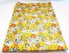 Vintage Concord fabric by Sharon Kessler Cat fabric 1.5 yrds new old stock made