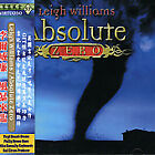 WILLIAMS-ABSOLUTE ZERO CD NEW