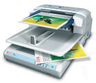 RICOH IS760D Color document scanner. Universal feed, Pass thru, Flat bed