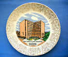 Sabin New Mayo Clinic Building Collectible Souvenir Plate Rochester Minnesota