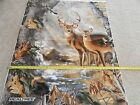 REALTREE Deer Deers Buck Bucks Doe Does Panel 9903 Print Concepts Fabric