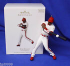 Hallmark Baseball Ornament At The Ballpark #15 2010 Ryan Howard Phillies NIB