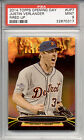 JUSTIN VERLANDER TIGERS 2014 TOPPS OPENING DAY FIRED UP CARD PSA 9 MINT