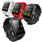 U8 Bluetooth Smart Wrist Watch Phone Mate for Android&IOS iphone Samsung LG HTC