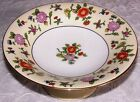 VINTAGE Noritake M Porcelain Compote, Hand Painted With Peonies, Flowers