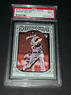 2013 Topps Gypsy Queen #307- Shelby Miller Rookie Card! PSA Graded Mint 9!
