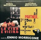 ENNIO MORRICONE - LA CINA E VICINA/PARTNER - Soundtracks CD
