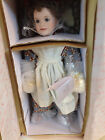 WENDY LAWTON LIMITED EDITION FINE PORCELAIN DOLL CINNNAMON RAGS NEVER OPENED BOX
