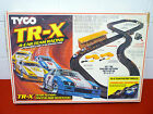 VTG 1980's TYCO TR-X 4 Car Team Racing Set OVER 13' OF RACING ACTION