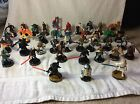 lot of 38 LFL Hasbro Heroclix or Attacktix game pieces Action figures 2005/2006