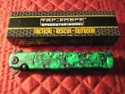 TAC-FORCE SPEEDSTER Spring Assisted Opening GREEN SKULL CAMO Stiletto Knife
