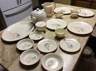 Dishes Cattail Sears Roebuck & Co Vintage.