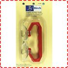 Birch Quilting Template and Ruler Handle - Suction Cup Patchwork Craft Shape