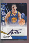 2012-13 Absolute Autograph Auto #241 Klay Thompson RC 156 199 Warriors Rookie