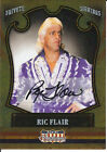 RIC FLAIR 2011 PANINI AMERICANA AUTH AUTOGRAPH PRIVATE SIGNINGS # 99 NWA,WCW,WWE