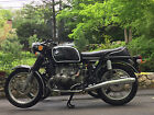 BMW : R-Series 1973 triple matching ny bmw r 75 5 police motorcycle