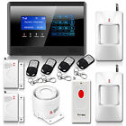 M2BX Wireless& Wired GSM SMS Home House Security Inturder Alarm System Panic