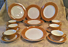 Vintage Mid Century Homer Laughlin MOROCCO 19 Piece Set for SIX