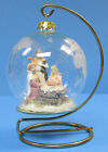 VINTAGE HOUSE OF LLOYD CHRISTMAS AROUND THE WORLD NATIVITY ORNAMENT WITH STAND