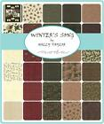 WinterS Song by Holly Taylor for Moda Jelly Roll SKU 6590JR