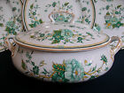 CROWN STAFFORDSHIRE KOWLOON (c1974)- COVERED SERVING BOWL-RARE! EXCELLENT! MINT!