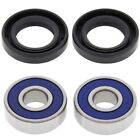 New Front Wheel Bearing Kit Suzuki RM85L 85cc 03 04 05 06 07 08 09 10 11 12