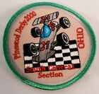 Pinewood Derby 2000 South Central Section Ohio Royal Ranger Uniform Patch