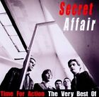 TIME FOR ACTION: THE VERY BEST OF SECRET AFFAIR NEW CD