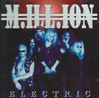 MILLION - ELECTRIC NEW CD